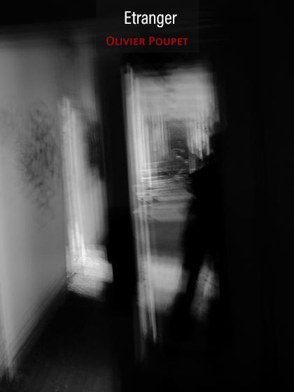 Corridor, illustration du poème Etranger de OlivierPoupet