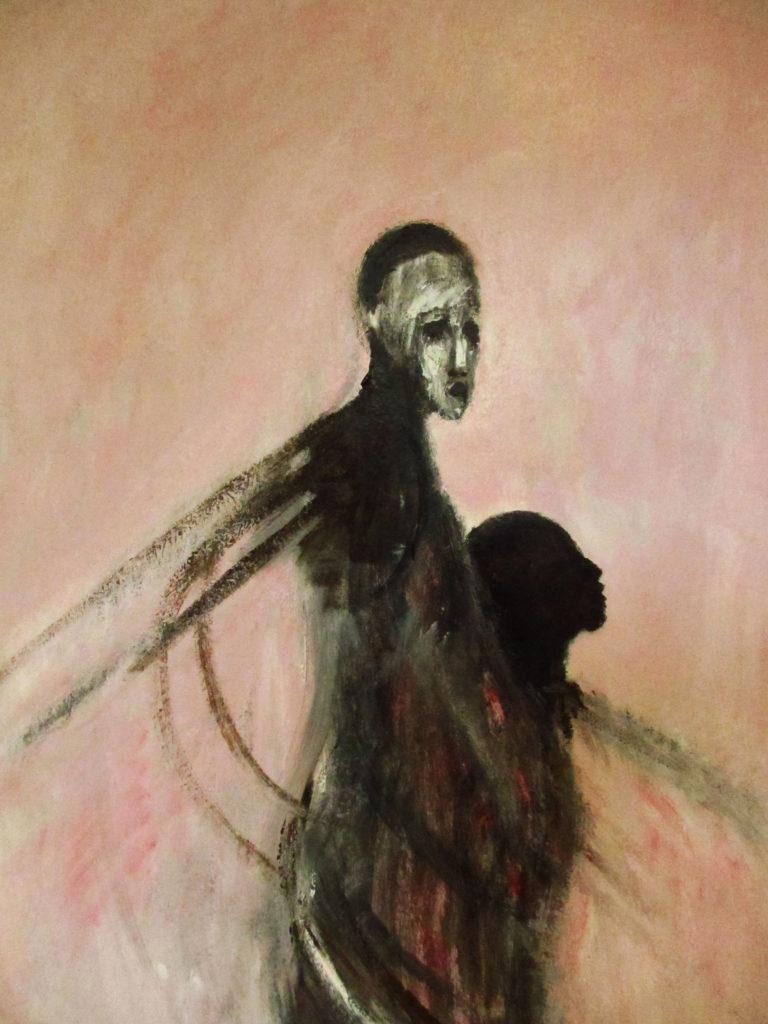 """Cet autre moi"" Arnaud Martin"